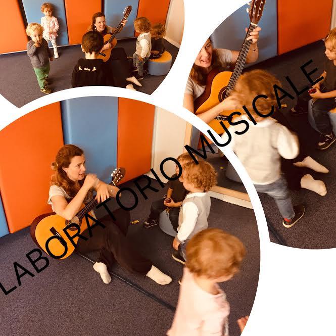 Nido Gam Gam: laboratorio di musica