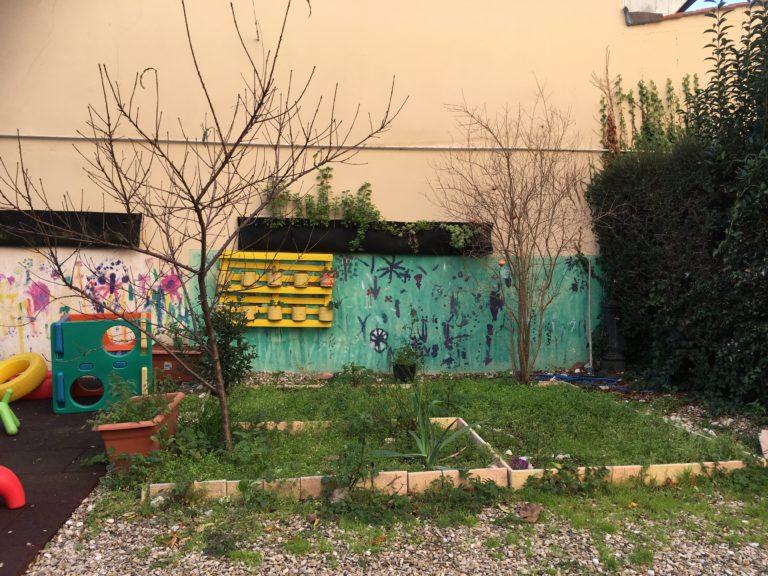 Scuola Nathan Cassuto: orto invernale