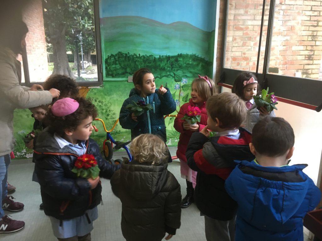 Tu biShvat capodanno degli alberi: mettiamo a dimora le primule
