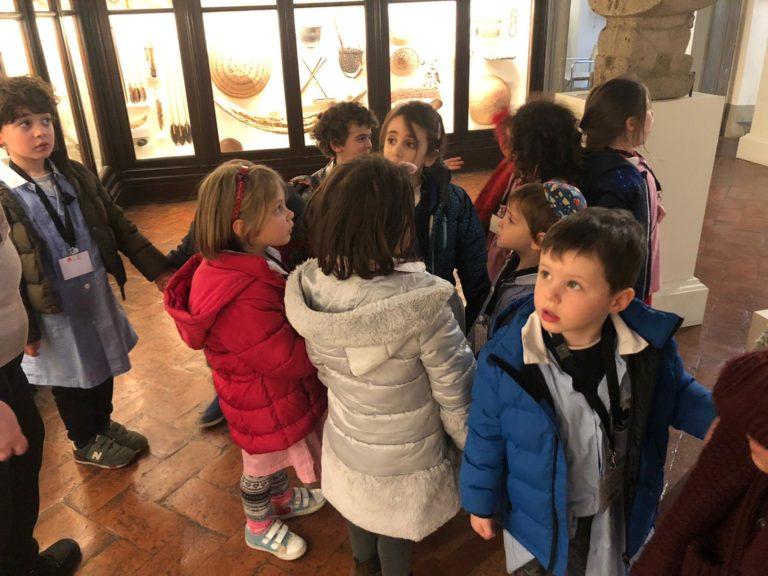 Al museo antropologico