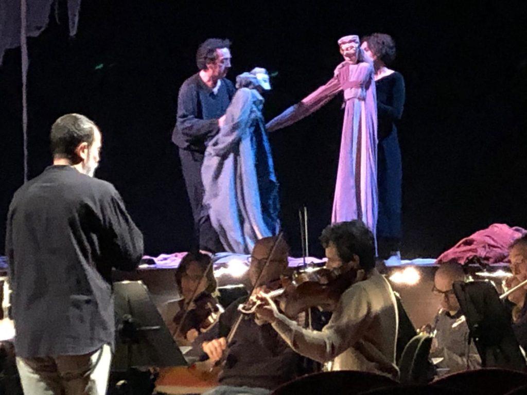 Scuola Nathan Cassuto: a tetro a vedere Romeo e Giulietta
