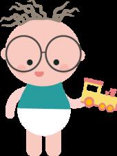bambino-einstein